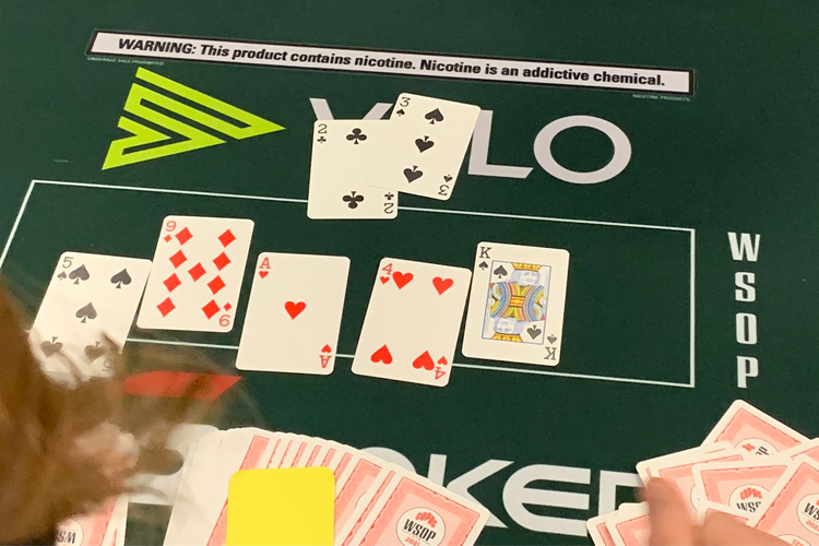 Fast and Furious Flip and Go Event Incites Action At The WSOP