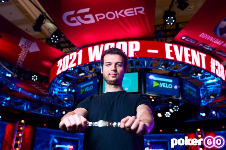 WSOP 2021: Addamo Wins $50K High Roller For $1.1M, Arieh Leads $1,500 PLO Final Five