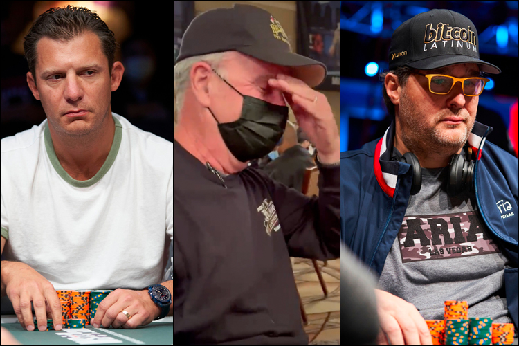 The Five Biggest Storylines From Week One of the 2021 WSOP