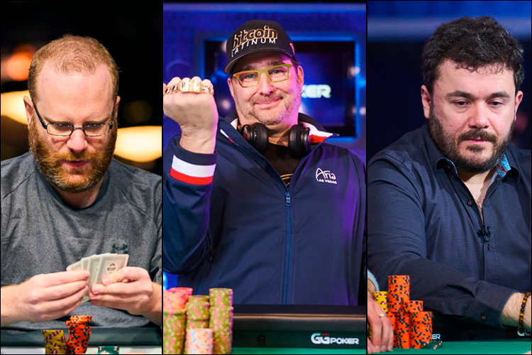 The Five Biggest Storylines From Week Three of the 2021 WSOP